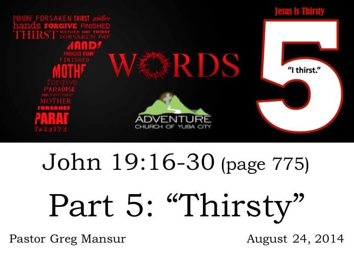 5-Thirsty